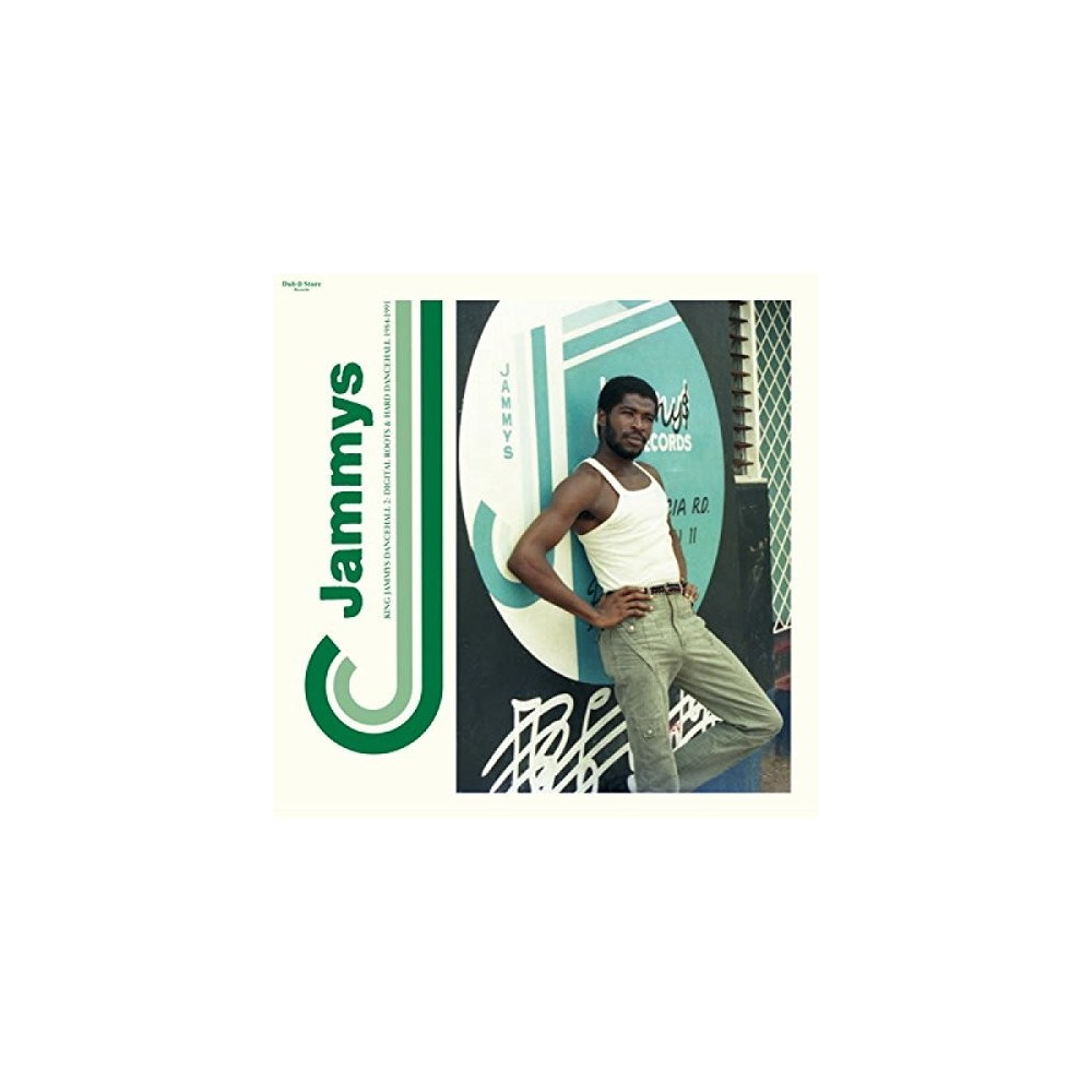 Various - King Jammys Dancehall 2:1984-1991 (CD)