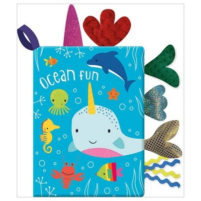 Make Believe Ideas Ocean Fun Soft Book