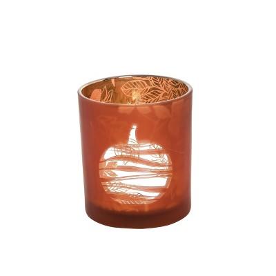 C&F Home Pumpkin Votive Holder Small