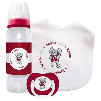 NCAA Alabama Crimson Tide Bib Set