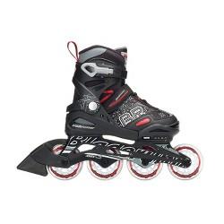 Rollerblade Bladerunner Phoenix Boys Adjustable Fitness Inline Skate, Size 1-4