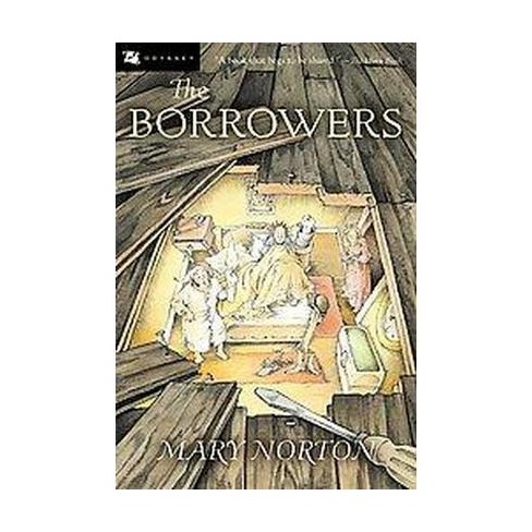 Borrowers Paperback Mary Norton Target