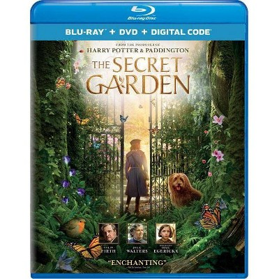 The Secret Garden (Blu-ray + DVD + Digital)