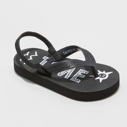 1073d76f9d7a Toddler Boys  Lance Flip Flop Sandals - Cat   Jack...   Target