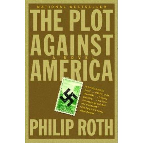 The Plot Against America - (Vintage International) by  Philip Roth (Paperback) - image 1 of 1