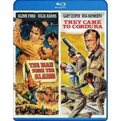 The Man from the Alamo / They Came to Cordura (Blu-ray) - image 1 of 1