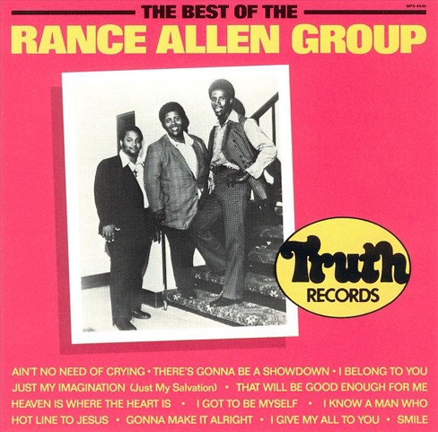 Rance group allen - Best of rance allen group (CD) - image 1 of 1
