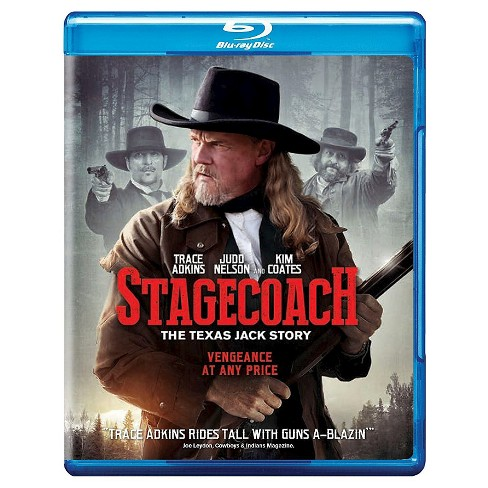 Stagecoach The Texas Jack Story (Blu-ray) - image 1 of 1