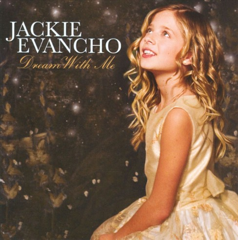 Jackie Evancho - Dream with Me (CD) - image 1 of 2