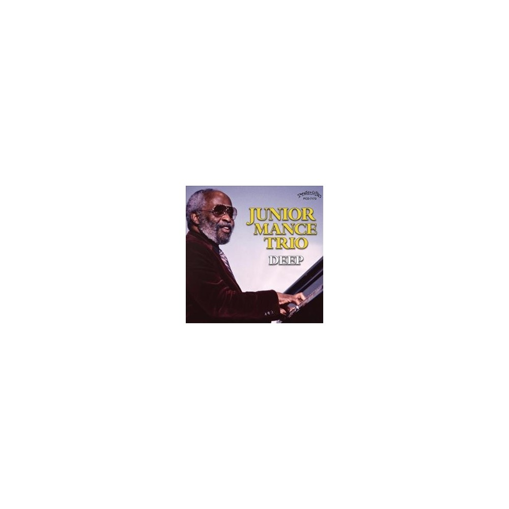 Junior Mance - Deep (CD), Pop Music