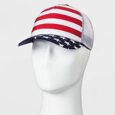 Men's Americana Baseball Hat - One Size