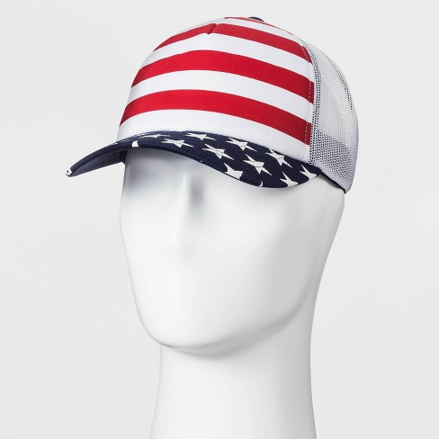 Men's Americana Baseball Hat - One Size - image 1 of 2