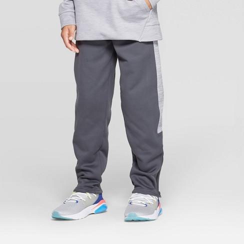 Boys' Textured Tech Fleece Slim Fit Pants - C9 Champion® - image 1 of 3