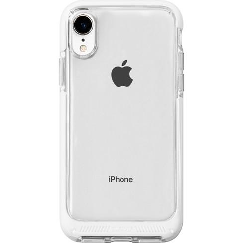 promo code c2fa1 86ecb LAUT Apple iPhone XR Fluro Case - White