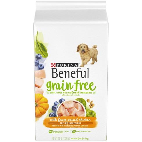 Beneful Grain Free Dry Dog Food - image 1 of 4