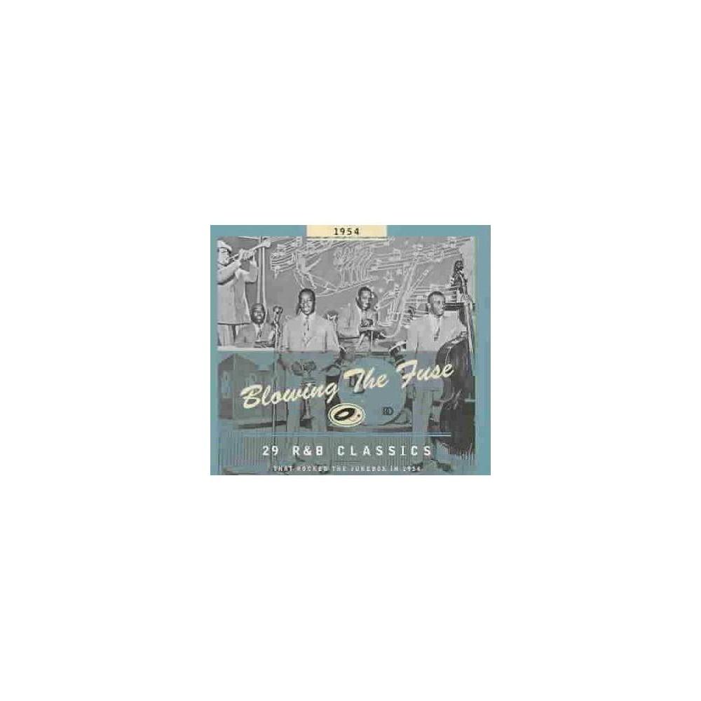 Various 29 R B Classics That Rocked Jukebox 1954 Cd