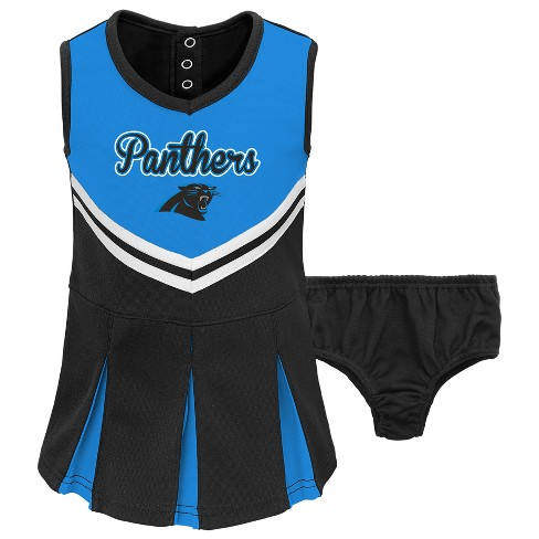 Carolina Panthers Infant-Toddler In The Spirit Cheer Set 4T   Target 83121cdd9