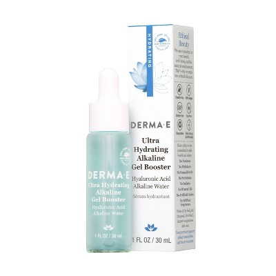 Derma E Ultra Hydrating Alkaline Gel Booster - 1 fl oz
