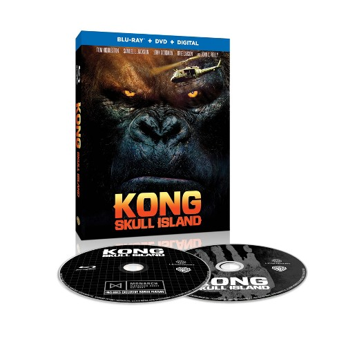 king kong blu ray upc