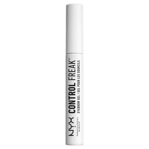 NYX Professional Makeup Control Freak Eyebrow Gel Clear - 0.3oz - image 1 of 4