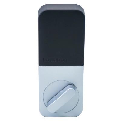 Lockitron Bolt 3rd Generation Smart Lock - Quicksilver (TRON200QS)