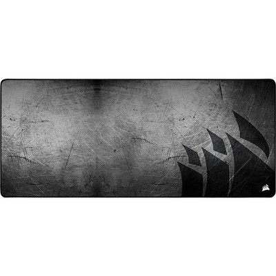 """Corsair MM350 PRO Premium Spill-Proof Cloth Gaming Mouse Pad - Extended XL - Textured - 36.61"""" x 15.75"""" Dimension - Cloth, Rubber Base"""