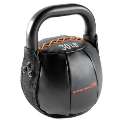 Bionic Body Soft Kettle Bell - 30lb - Black