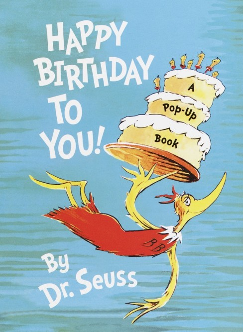 Happy Birthday to You! (Hardcover) (Dr. Seuss) - image 1 of 1