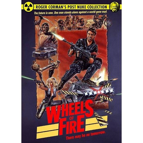 Wheels Of Fire (DVD) - image 1 of 1