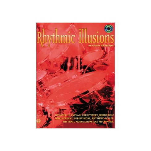Alfred Rhythmic Illusions (Book/CD) - image 1 of 1