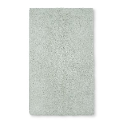 Tufted Spa Bath Rug (20 X34 )Gray Mint - Fieldcrest®