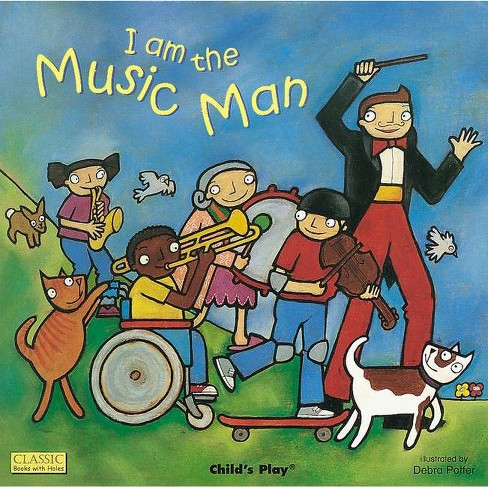 I Am the Music Man - (Paperback) - image 1 of 1