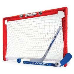 Franklin Sports NHL Mini Hockey Goal Set