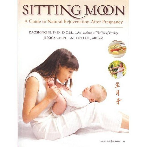 Sitting Moon - by  Jessica Chen & Daoshing Ni (Paperback) - image 1 of 1