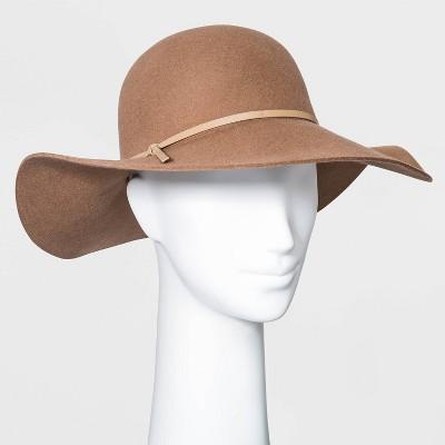 Women's Felt Floppy Hat - A New Day™