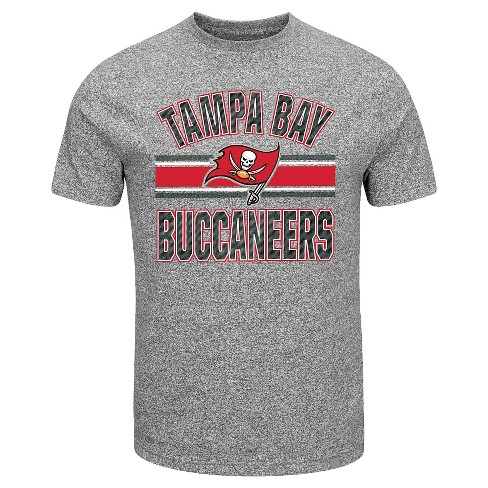 Tampa Bay Buccaneers Men's Marled T-Shirt XXL - image 1 of 1