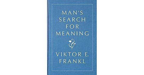 Man's Search for Meaning (Gift) (Hardcover) (Viktor E. Frankl) - image 1 of 1