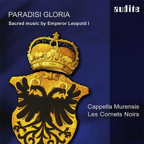 Cappella Murensis - Paradisi Gloria (CD) - image 1 of 1
