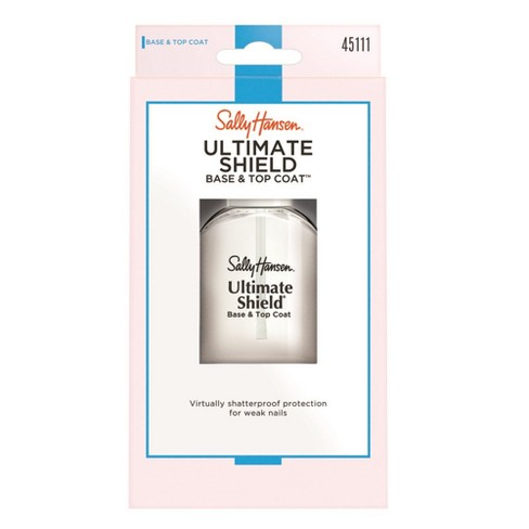 Sally Hansen Nail Treatment  45111 Ultimate Shield - 0.45 fl oz - image 1 of 2