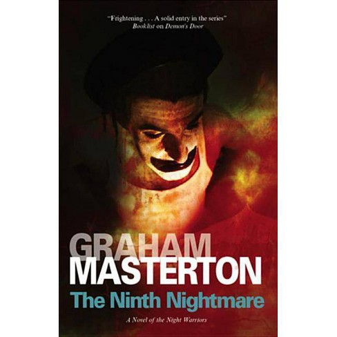 The Ninth Nightmare - by  Graham Masterton (Hardcover) - image 1 of 1