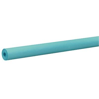 Rainbow Duo-Finish Kraft Paper Roll, 40 lb, 36 Inches x 100 Feet, Aqua