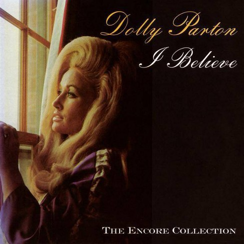 Dolly Parton - I Believe (CD) - image 1 of 1