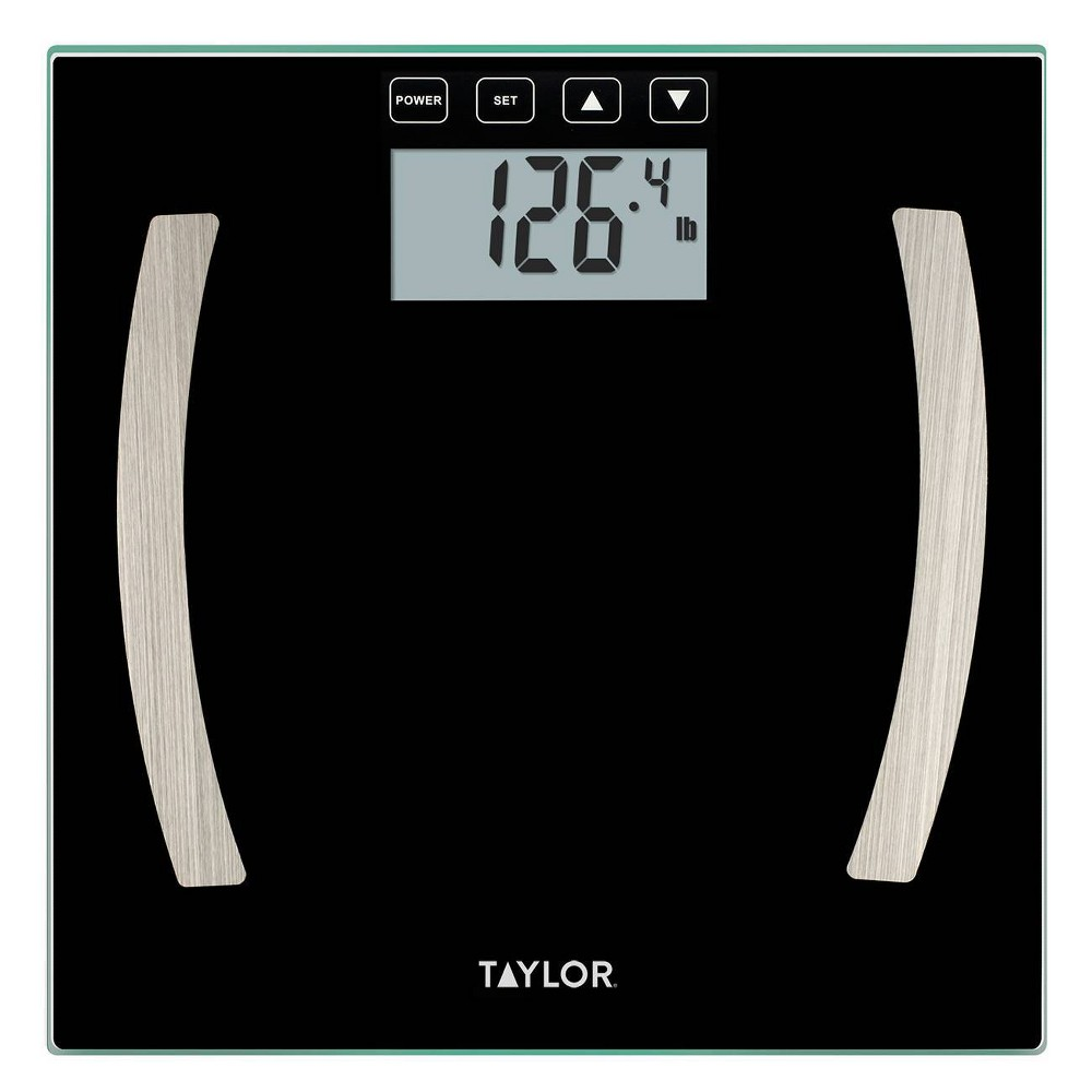 Image of Scale Body Fat Black - Taylor