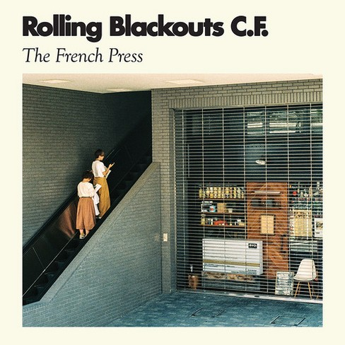 Rolling Blackouts Co - French Press (CD) - image 1 of 1