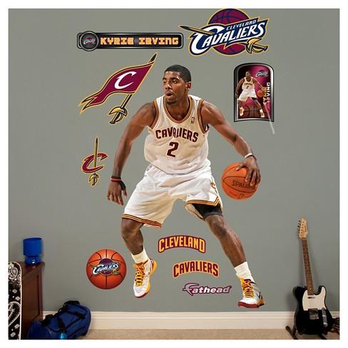 f600b3509ca Cleveland Cavaliers Fathead® Decorative Wall Art Set - 52