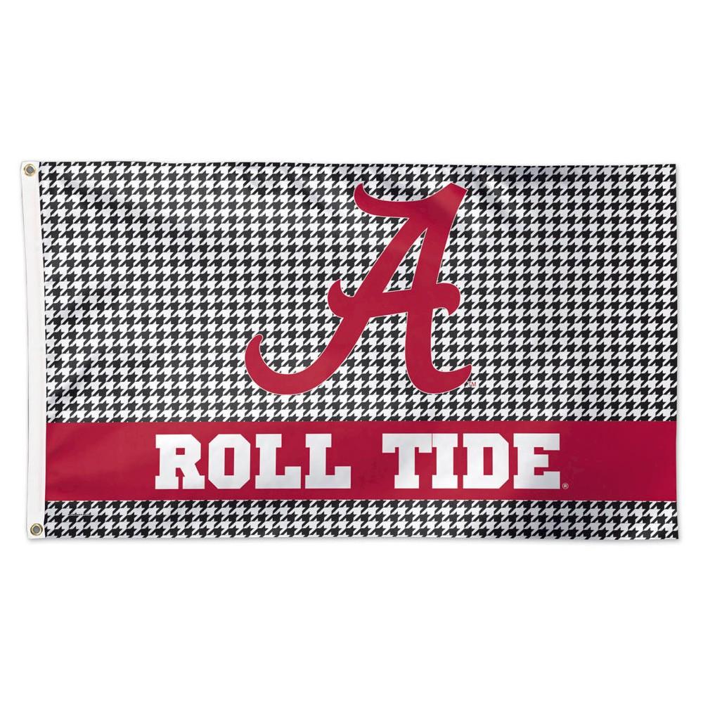 NCAA Alabama Crimson Tide Deluxe Flag
