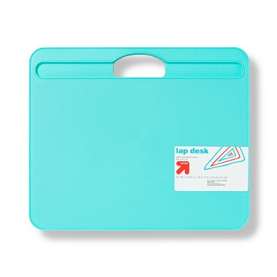Lap Desk with Microbead Cushion Turquoise - up & up™
