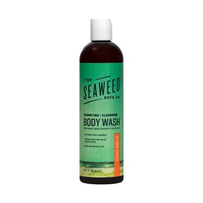 The Seaweed Bath Co. Citrus Vanilla Body Wash - 12oz