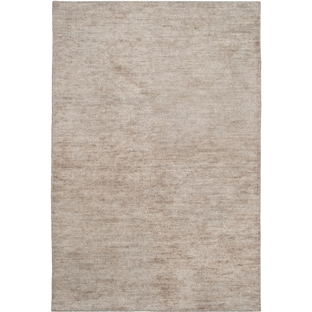 4'X6' Solid Knotted Area Rug Gray - Safavieh