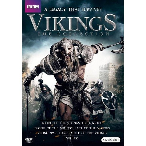 Vikings: The Collection (DVD) - image 1 of 1